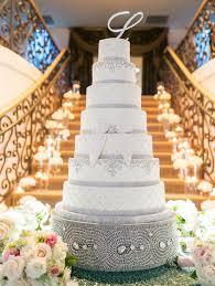 wedding cake displays sparkling crystal cake stands inside weddings metal cake stand swarovski crystals