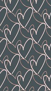 screen background image handy living: free valentines day hearts phone background wallpaper
