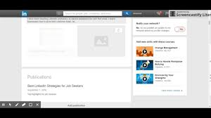 how to upload a resume to linkedin how to upload a resume to linkedin