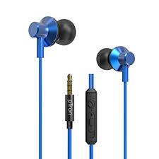 pTron Pride Lite HBE (<b>High</b> Bass <b>Earphones</b>) in-Ear <b>Wired</b> ...