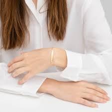 <b>позолоченный браслет</b> brush - дизайнерское украшение <b>fjord</b> из ...