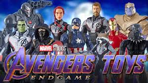<b>New Marvel</b> Avengers Endgame <b>Toys</b> - <b>TOY</b> HUNT! - YouTube