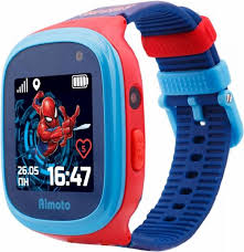 Смарт-часы <b>Кнопка жизни Aimoto Marvel</b> Человек-Паук ...