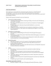 resume write a smart kindergarten teacher job description for write a smart kindergarten teacher job description for resume and bullet form