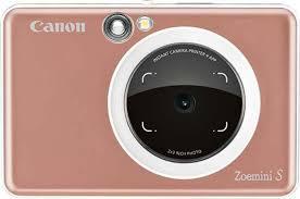 <b>Canon Zoemini S</b> and <b>Canon Zoemini</b> C Instant <b>Camera</b> Printers ...
