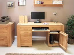 warm solid oak desks for home office furniture sets awesome small solid oak desks for awesome home office 2 2