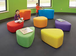 bright coloured furniture freshcoast beach stones catch kids39 attention with their bright colors and funky shapes bright coloured furniture