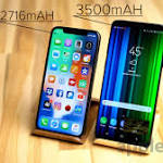 Watch: iPhone X Vs. Galaxy S9 Plus Battery Life Compared