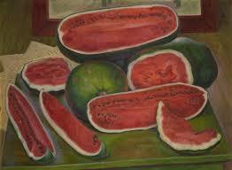 The <b>Watermelons</b> - Diego Rivera — Google Arts & Culture