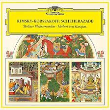 <b>Rimsky</b>-<b>Korsakov</b>: Scheherazade (Vinyl): Herbert <b>von Karajan</b> ...