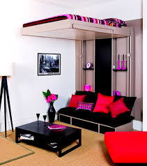full size of modern loft bed with desk and couch black padded sofa cushion decorative pillows awesome modern kids desks 2 unique kids