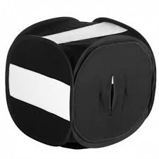 Pirkt walimex Pop-Up Light <b>Cube</b> 60x60x60cm BLACK