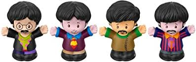 The Beatles Yellow Submarine by Little People: Toys ... - Amazon.com