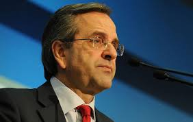 Greece's Prime Minister, Antonis Samaras, has called for more time to implement tough spending cuts and reforms, ahead of talks on its bailout. - antonis-samaras