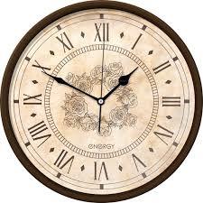 Energy ЕС-106 настенные <b>часы</b> — купить в интернет-магазине ...