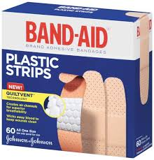 Band-Aid <b>Plastic Strips</b> All One Size <b>Adhesive Bandages</b>   Hy-Vee ...
