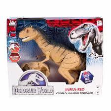<b>Динозавр на радиоуправлении</b> Дилофозавр Maya Toys RS6121 ...