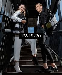 PAZOLINI Official Site: AW18 Collection