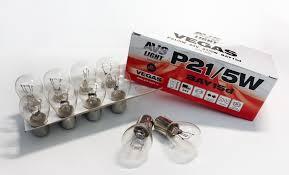 <b>Лампа AVS Vegas</b> 24V. <b>P21</b>/<b>5W</b>(BAY15D) BOX(10 шт. в уп ...