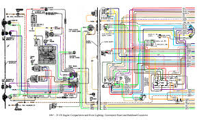 color wiring diagram finished the 1947 present chevrolet gmc 4200x2550