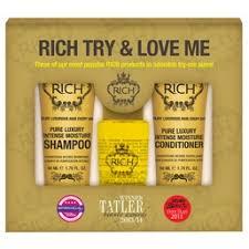 <b>Rich Набор интенсивное увлажнение</b> и питание Try&Love Me по ...