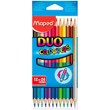Купить <b>Карандаши цветные Maped Color</b>`Peps 829600 трехгран ...