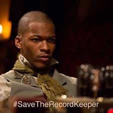 Dennis Hill as Larus, an angel in The Record Keeper (2013). UPDATE: The Record Keeper's official Facebook page has posted a statement from the General ... - Larus_TRK