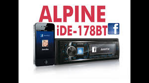 <b>ALPINE</b> iDE-<b>178BT</b> - ВИДЕО ОБЗОР ПРОЦЕССОРНОЙ ...