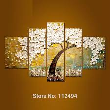 flowers trees home decor wall
