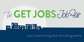 get jobs job fair minnesota department of employment and get jobs job fair