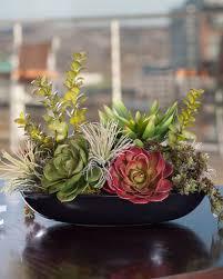 artificial succulent plants artificial plants for office decor