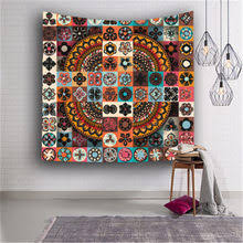 Fabric <b>Mandala</b> for <b>Wall</b> Promotion-Shop for Promotional Fabric ...
