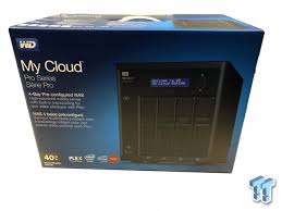 <b>WD My Cloud Pro</b> PR4100 40TB Review | TweakTown