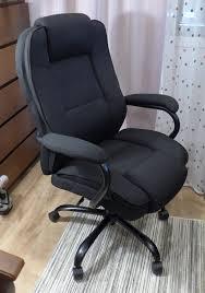Обзор от покупателя на <b>Кресло офисное BRABIX Heavy</b> duty HD ...