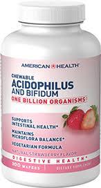 Probiotic <b>Acidophilus</b> with <b>Bifidum</b> | American Health - Good Health ...