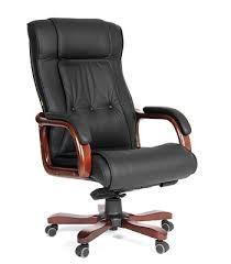 <b>Кресло</b> руководителя <b>CHAIRMAN 653</b> кожа: купить в ...