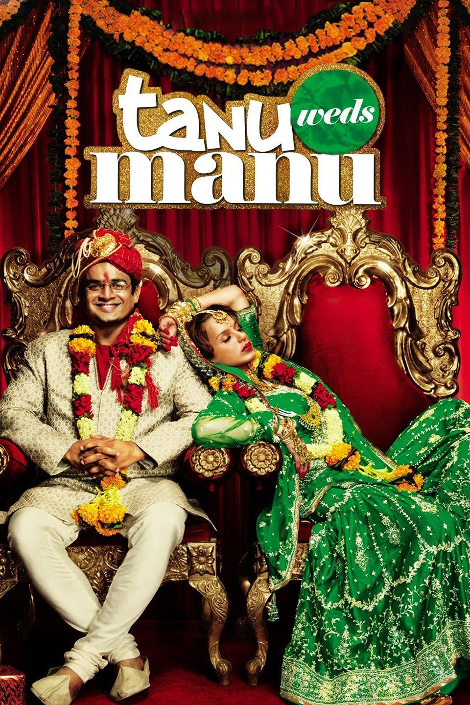 Tanu Weds Manu (2011) Full Movie In Hindi BluRay 480p | 720p