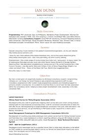 php freelance programmer support resume samples game programmer resume