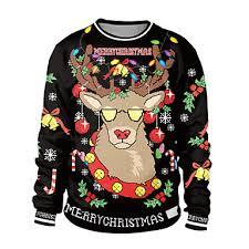 Костюмы Санта Клауса Рождественский свитер Взрослые Для ...