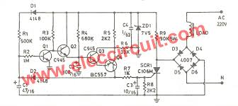 time delay circuit diagram the wiring diagram cheap air compressor time delay circuit eleccircuit circuit diagram