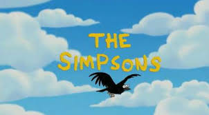 The Simpsons opening sequence