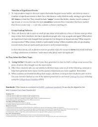 th Grade Argumentative Essay Lesson Plan   Essay Thesis Statement Lesson Plans  th Grade Critique Writing Mind