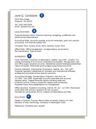 Jobstreet Pitch Sample For Resume   Resume Template Example Resume Template Example