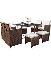 Dining Sets: Patio, Lawn & Garden - Amazon.com