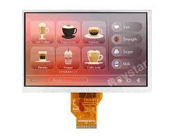 <b>7</b> inch <b>TFT LCD Display Module</b>
