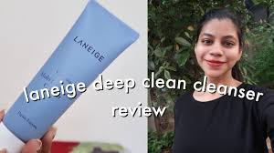 <b>Laneige Deep Clean</b> Cleanser | Review - YouTube