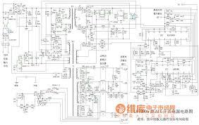 desktop computer power supply circuit diagram   variable power    atx power supply connection diagram turn a computer power supply