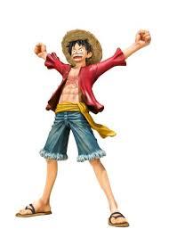 Bandai One Piece: Monkey D. Luffy Figuarts Zero ... - Amazon.com