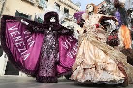 Пять традиций, без которых не может обойтись Венецианский ...