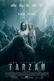 A Lenda de Tarzan